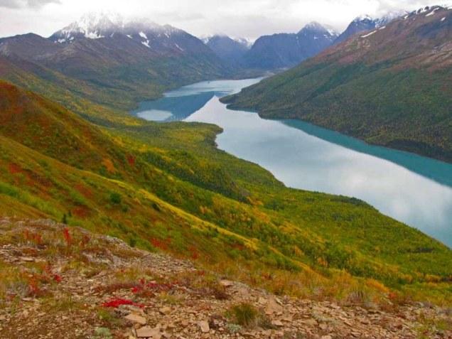 09 - Eklutna Lake - September